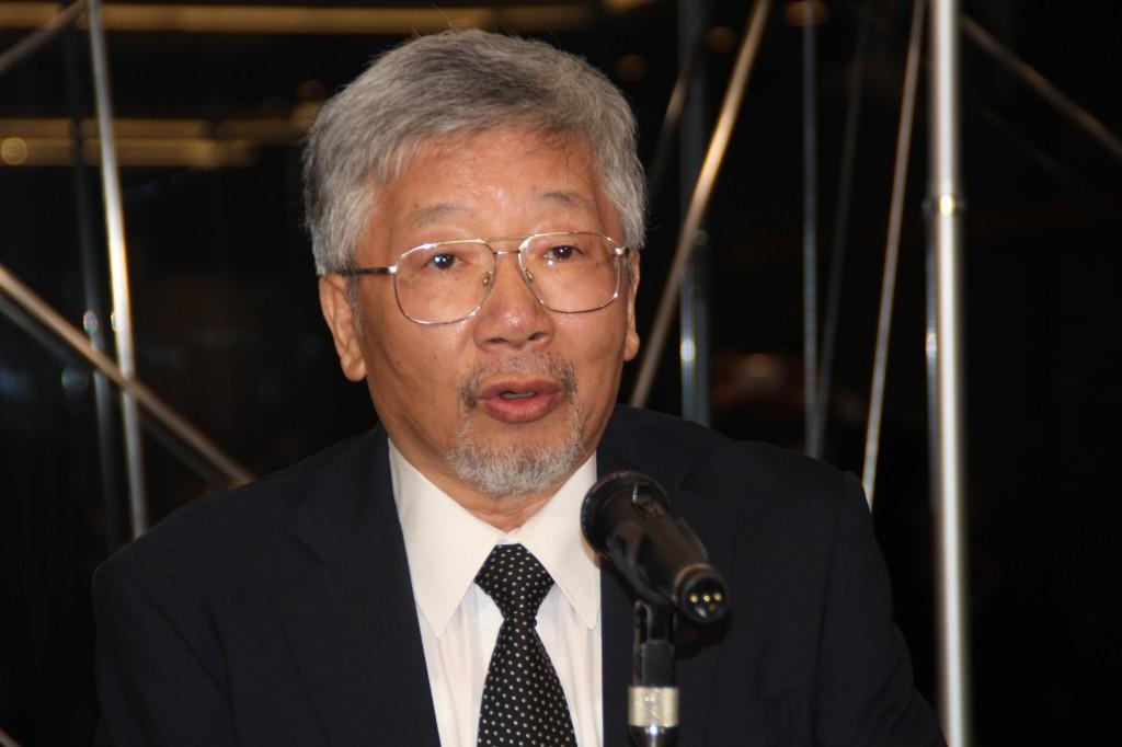 30周年を迎えて藤井会長のあいさつ