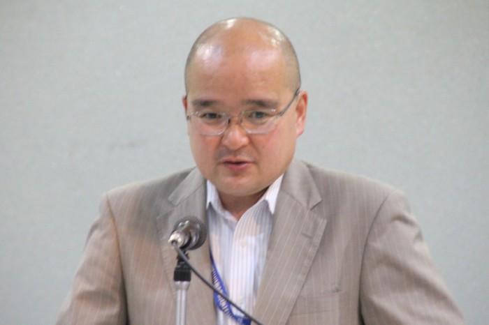 選任された武者新会長