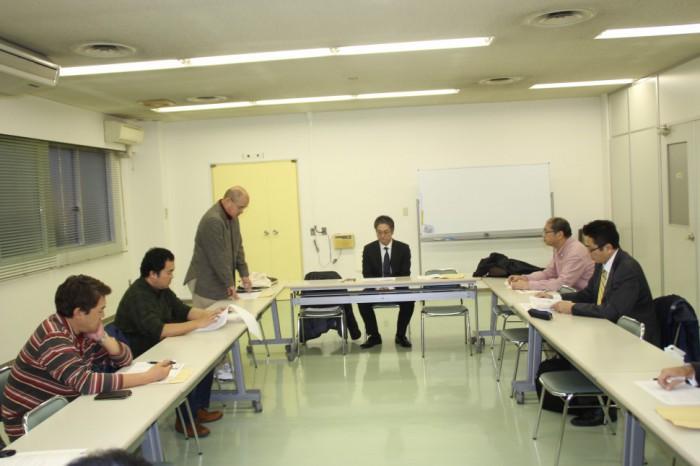 経営力向上計画テーマに勉強会を開催した